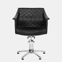 Concorde Black Hydraulic Styling Chair
