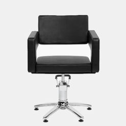 Odeon Black Hydraulic Styling Chair
