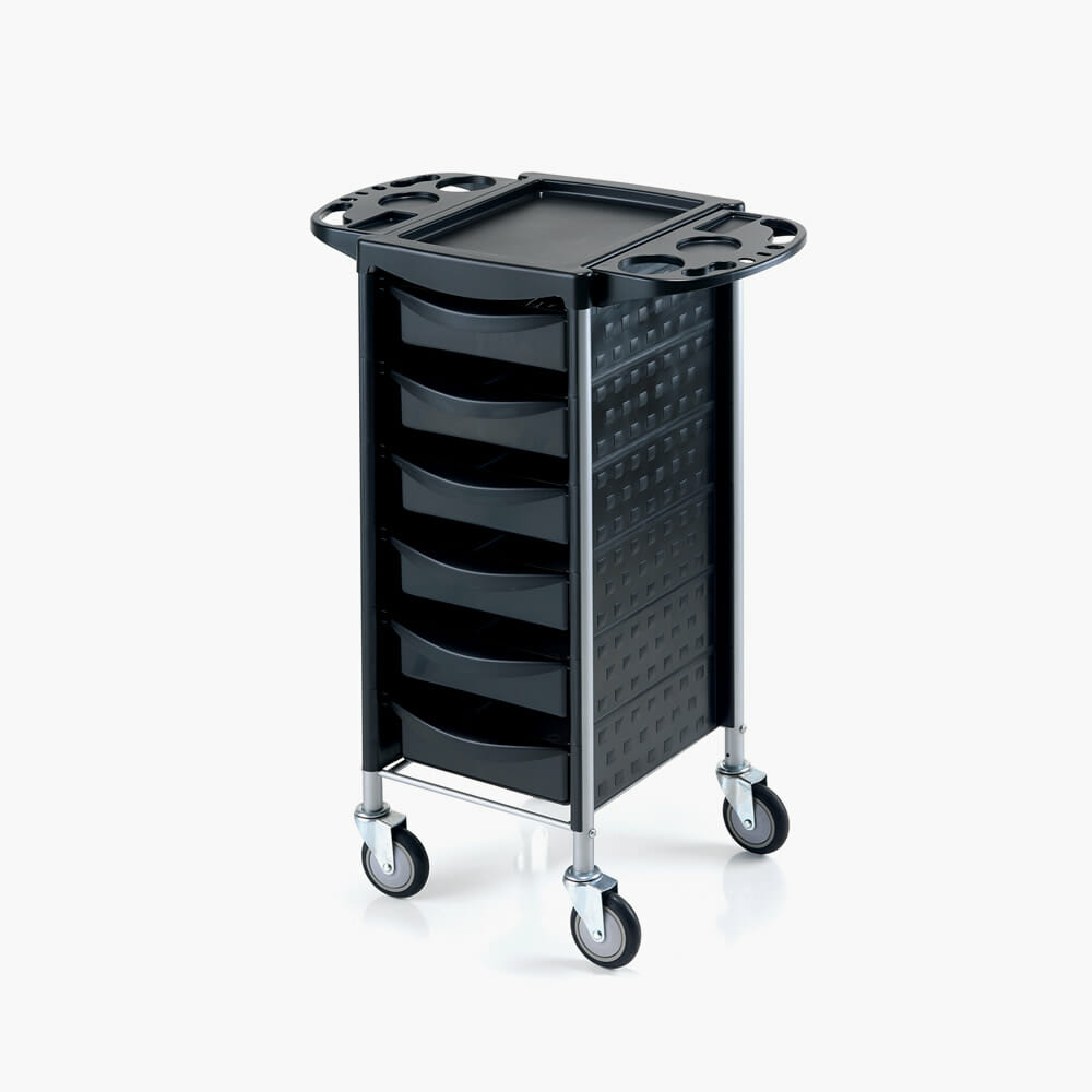 Rem apollo salon trolley direct salon furniture uk delivery for Salon trolley