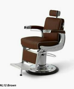Bright Beauty Stool Barber Shop Chair Hair Salon Swivel Chair Lift Makeup Sofa Wheelchair Clear-Cut Texture Furniture