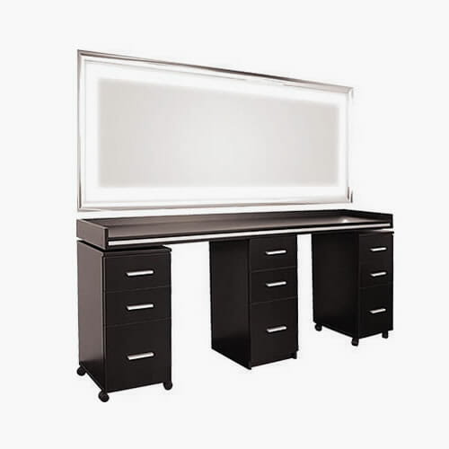 Hair Salon Styling Units: Ayala Amelia Styling Unit