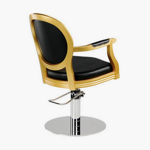 Ayala royal hydraulic styling chair direct salon furniture for A touch of gold tanning salon
