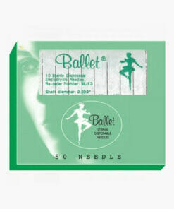 Ballet Stainless Steel Needles