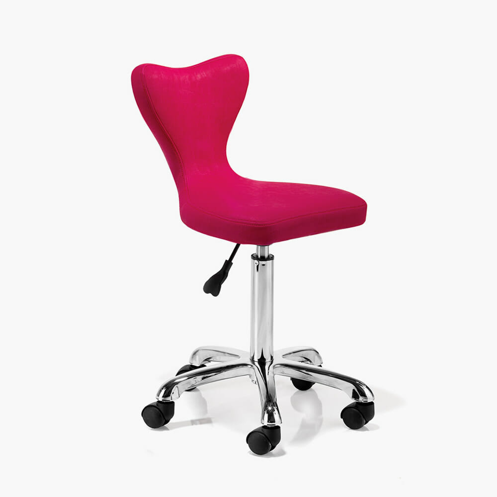 Rem clover stool direct salon furniture rem uk for Salon couch