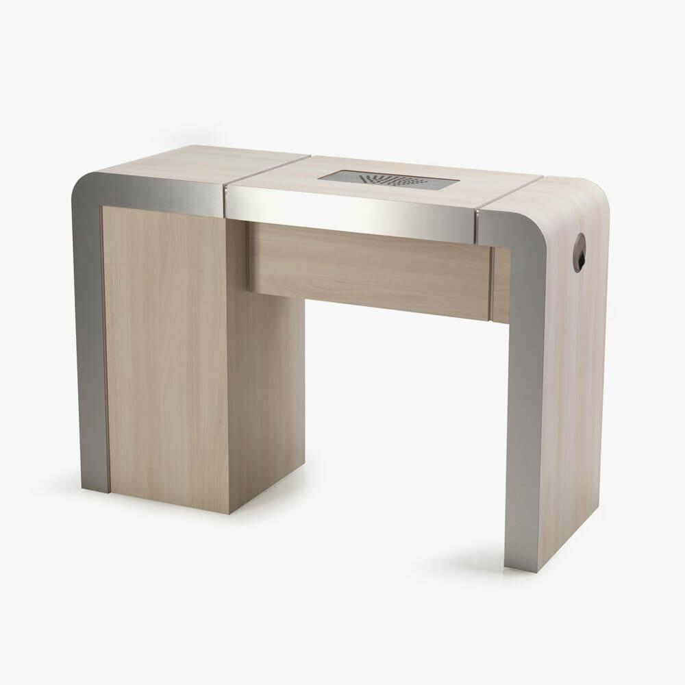 rem concorde nail station 1 position direct salon furniture. Black Bedroom Furniture Sets. Home Design Ideas