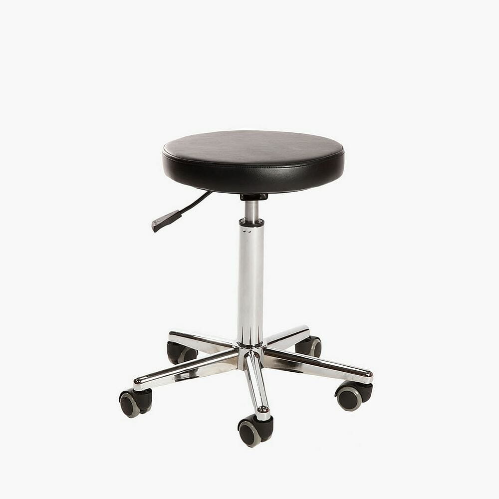 Rollercoaster Exclusive Saddle Stool Direct Salon Furniture