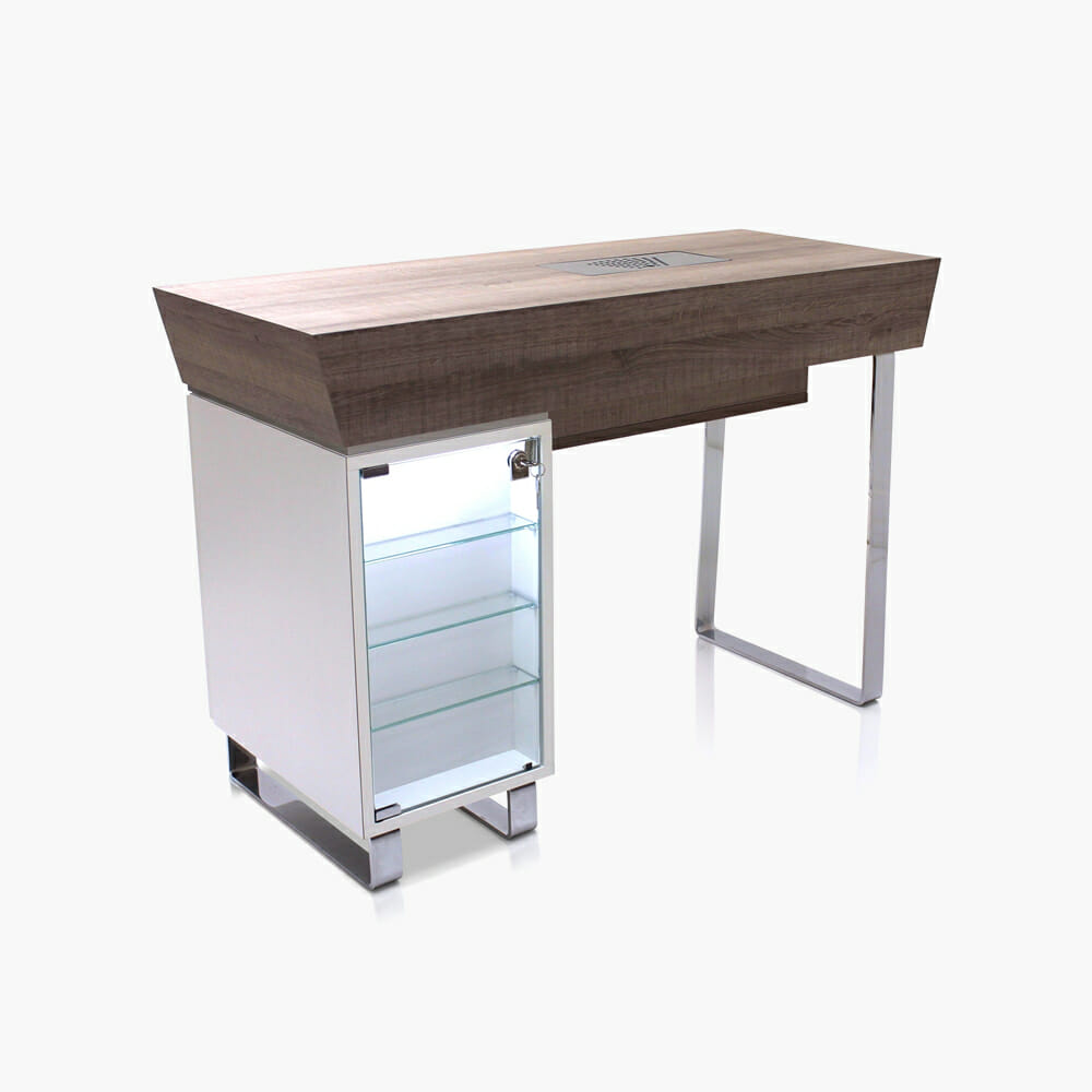 REM Centenary Nail Bar | Direct Salon Furniture