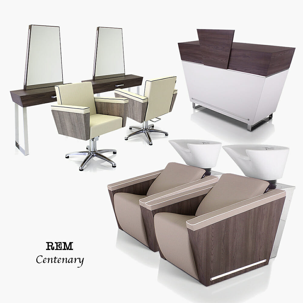 REM Centenary Salon Furniture Range for 2018