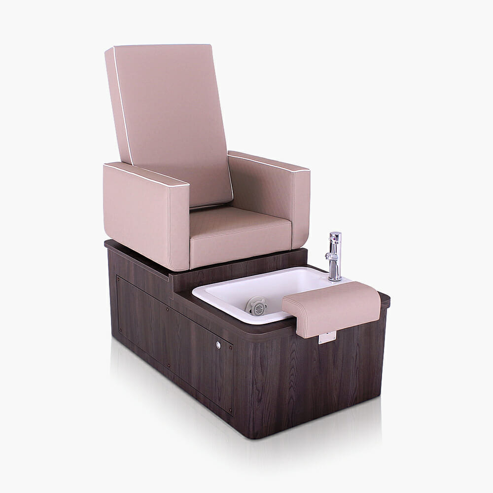 Rem centenary pedispa direct salon furniture uk for Modern salon furniture packages