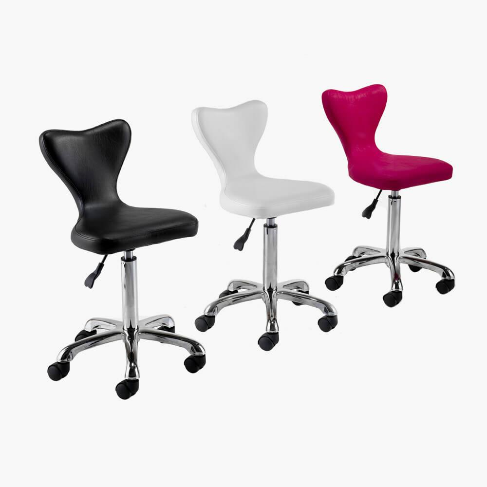 Rem clover stool direct salon furniture rem uk for Salon spa furniture