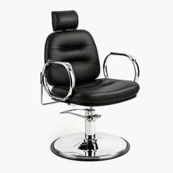 WBX Comforto Hydraulic Chrome Threading Chair