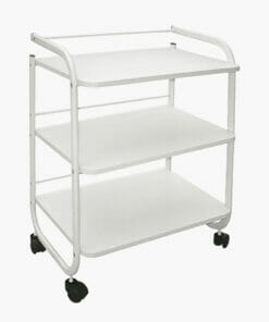 Direct Salon Furniture 3 Tier Wooden Beauty Trolley