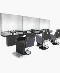 REM Aviator Barbers Furniture Package