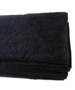 Feel For Hair Navy Blue Hairdressing Towels