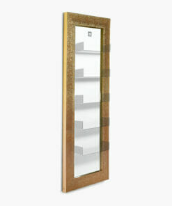 Nelson Mobilier Gold Or Silver Retail Display Unit