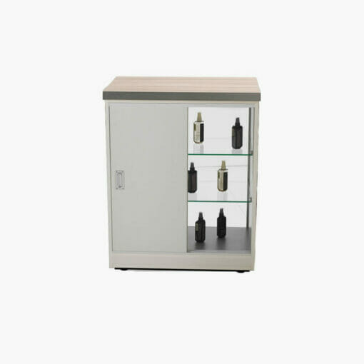 REM Helix Reception Desk Retail Module