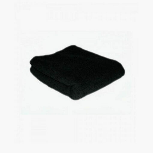 Hair Tools Black Salon Towels Pack 12
