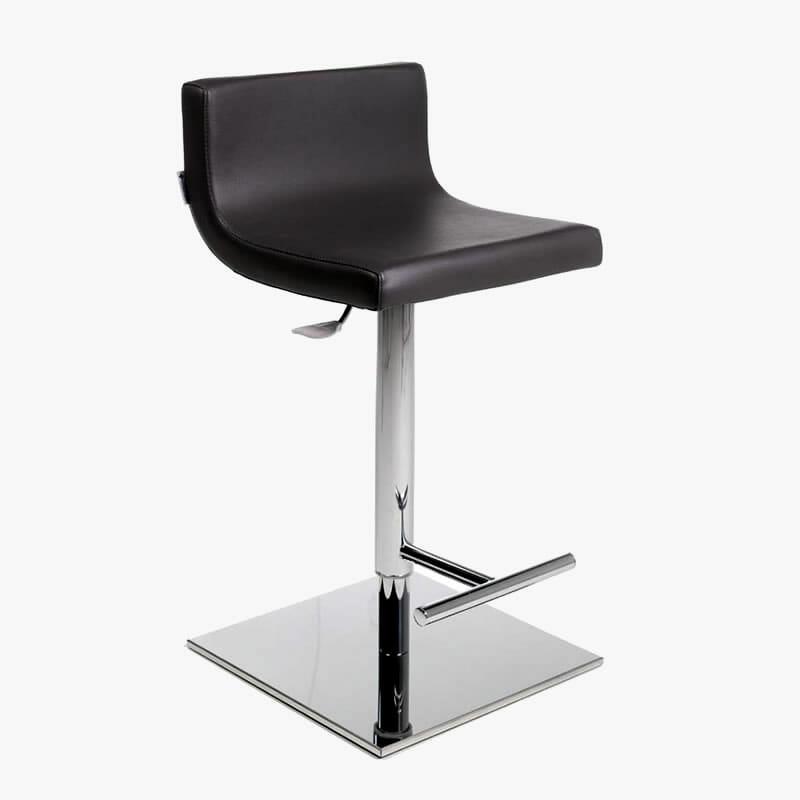 nelson mobilier iron bar stool direct salon furniture. Black Bedroom Furniture Sets. Home Design Ideas