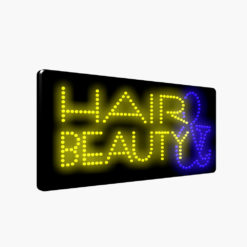 LED Hair and Beauty Sign