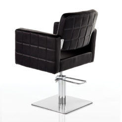 Miami Hydraulic Styling Chair in Black