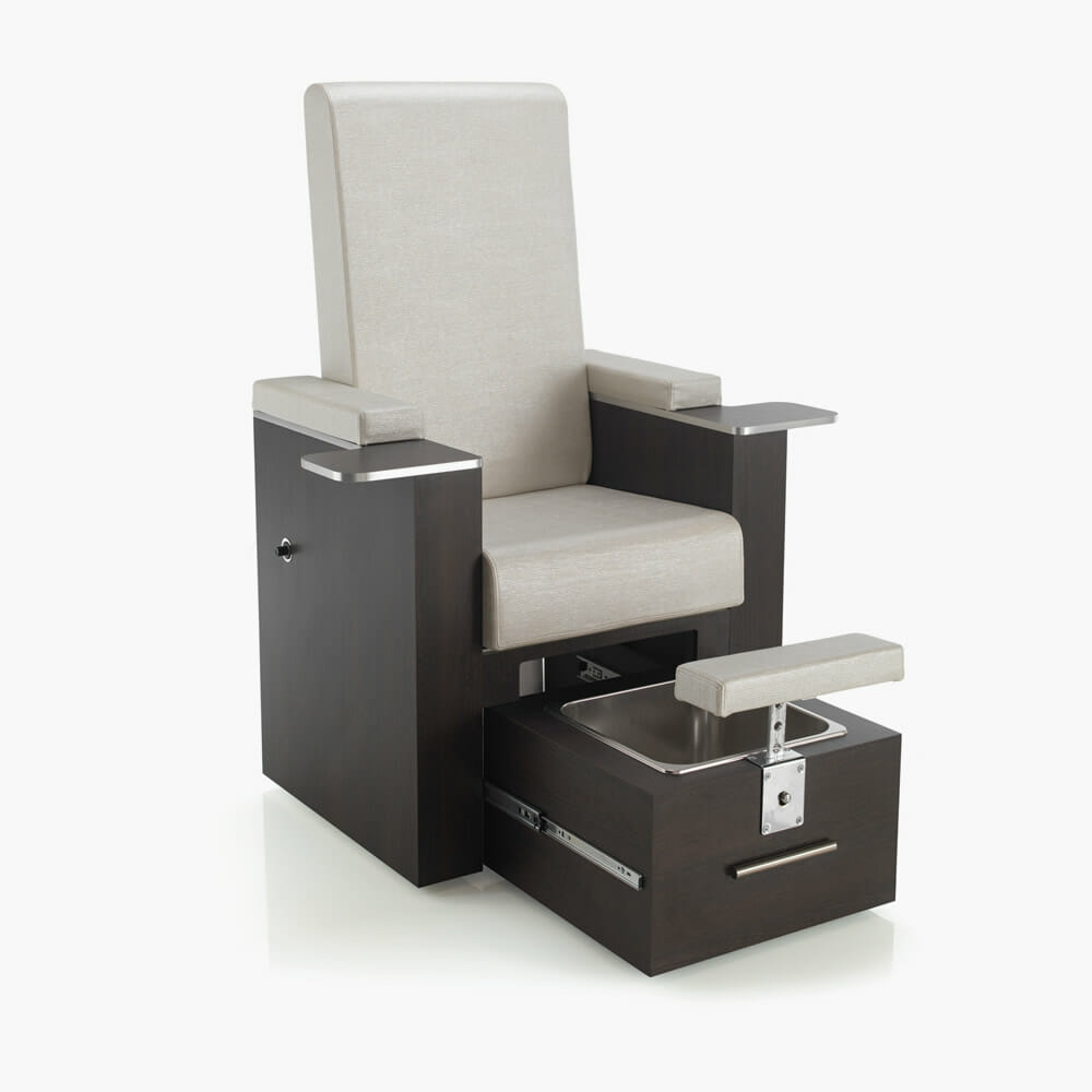 Rem natura pedispa chair direct salon furniture for Salon furniture