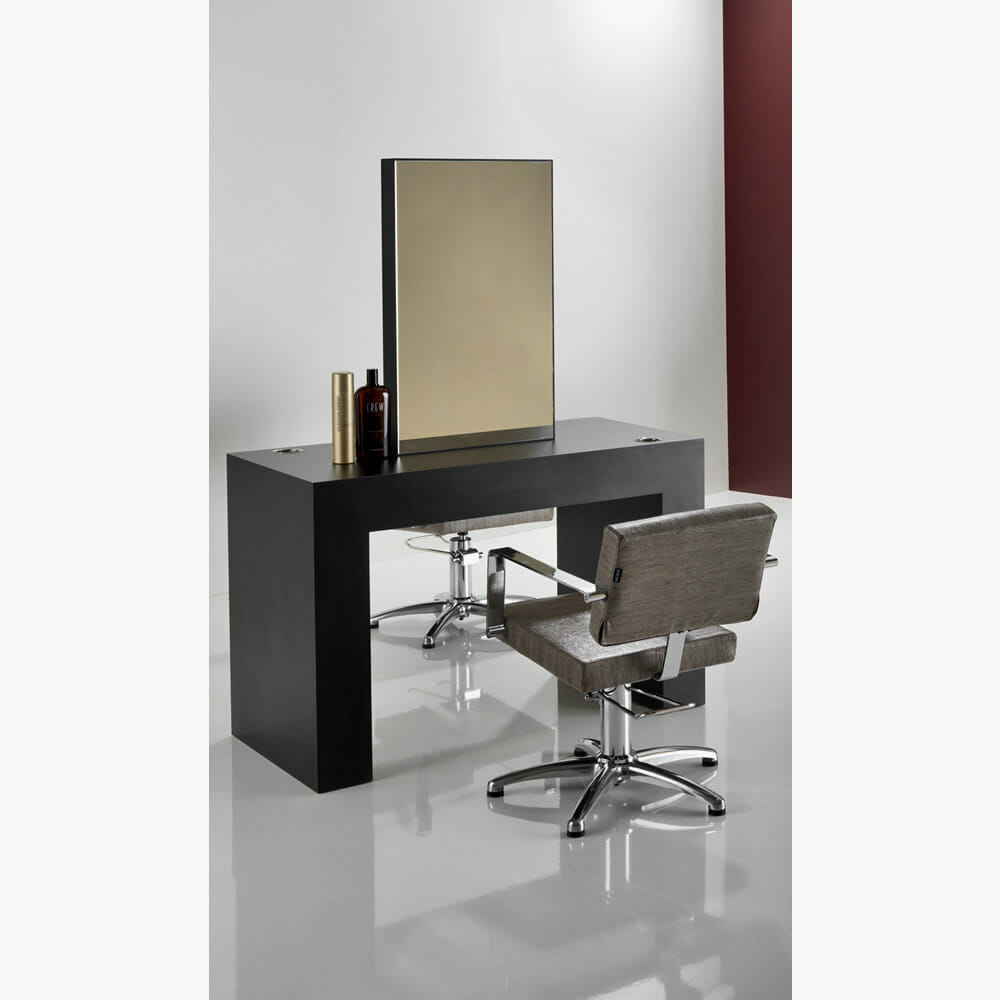 Hair Salon Styling Units: REM Oasis Island Styling Unit