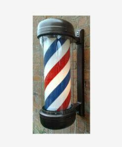Premium Revolving Barbers Pole