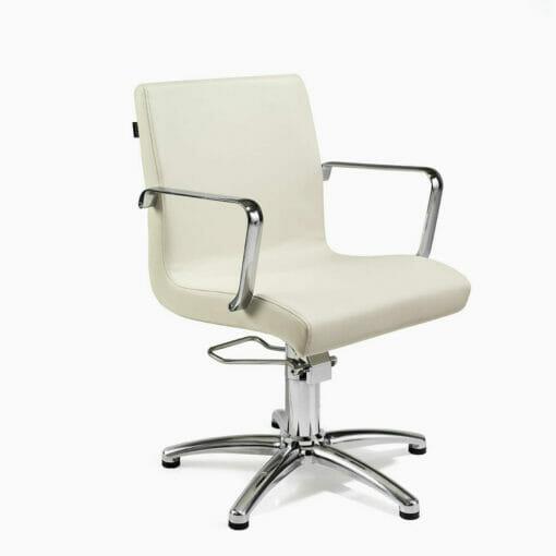 REM Ariel Hydraulic Styling Chair in Colour
