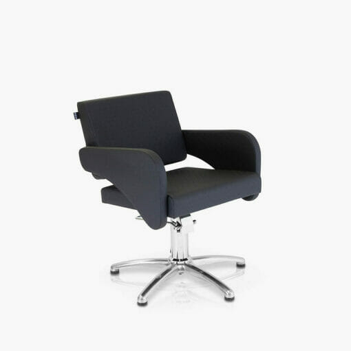 REM Havana Hydraulic Black Styling Chair