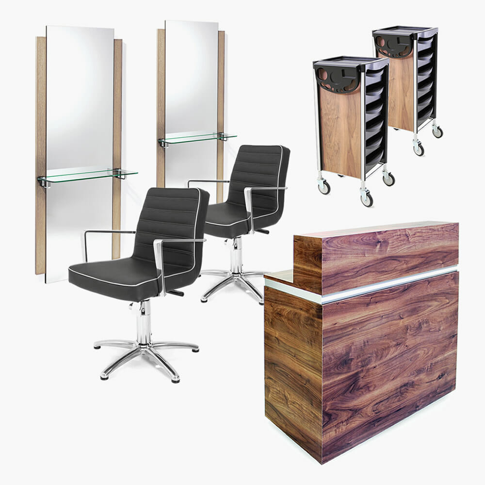 Rem Inspire Salon Furniture Package Direct Salon Furniture
