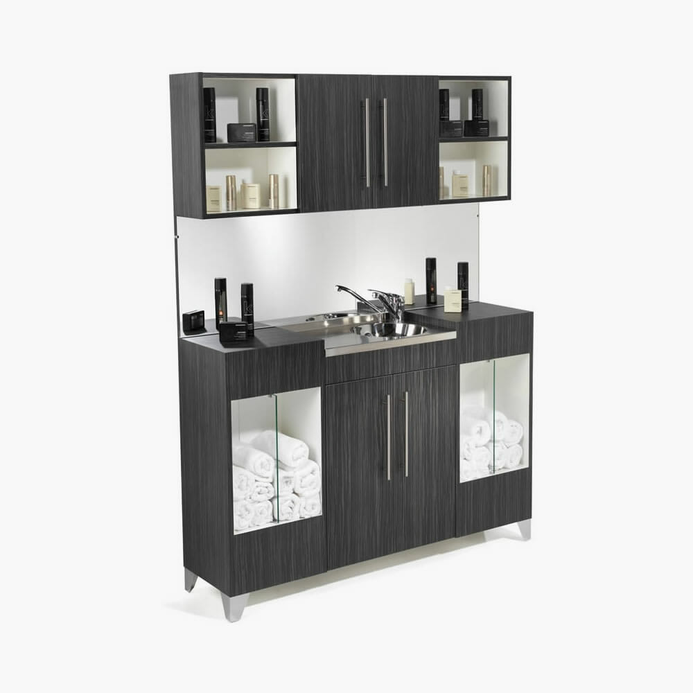 Rem Opal Vanity Unit Direct Salon Furniture
