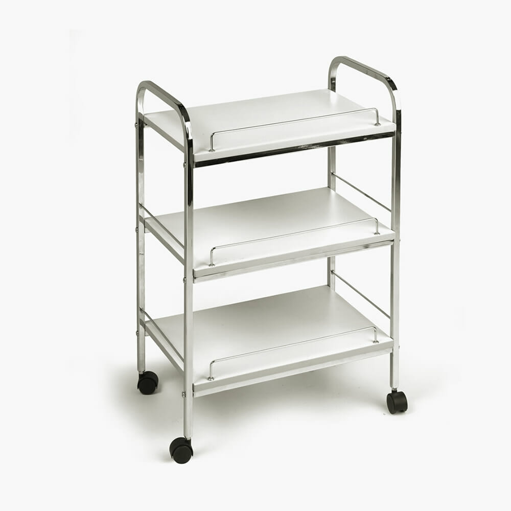 Rem salon equipment trolley direct salon furniture for Beautician furniture