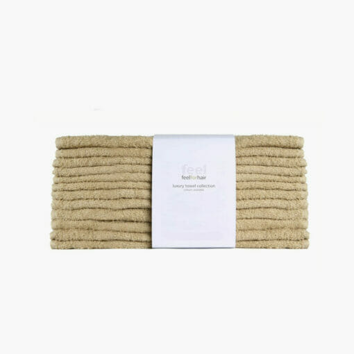 Feel For Hair Rope Hairdressing Towels