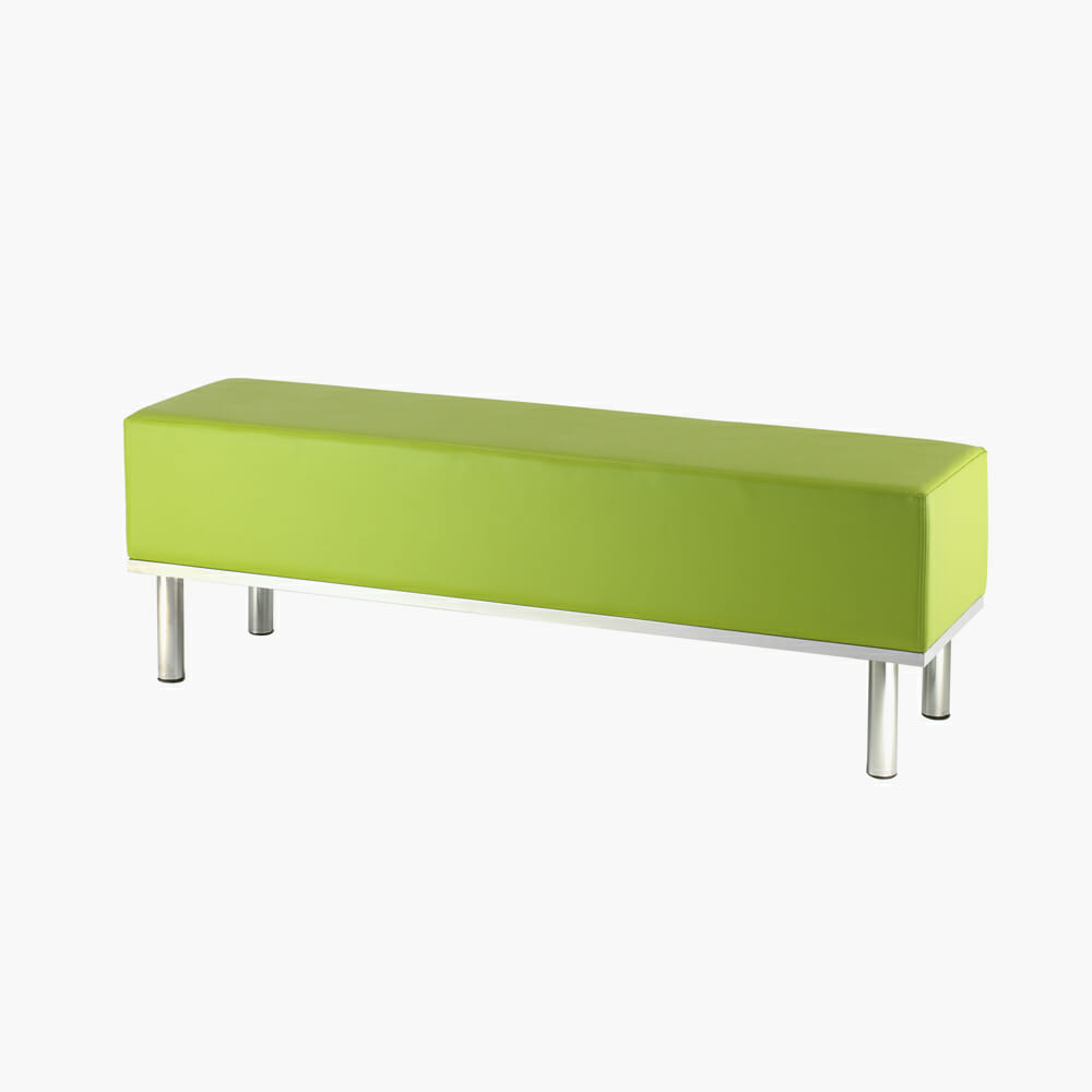 SK Oxford 3 Seater Reception Bench
