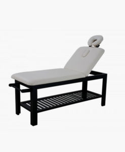 Static Wood Spa Couch