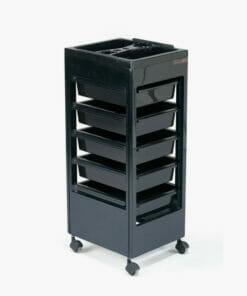 Discrete Locking Trolley Direct Salon Furniture Uk Delivery