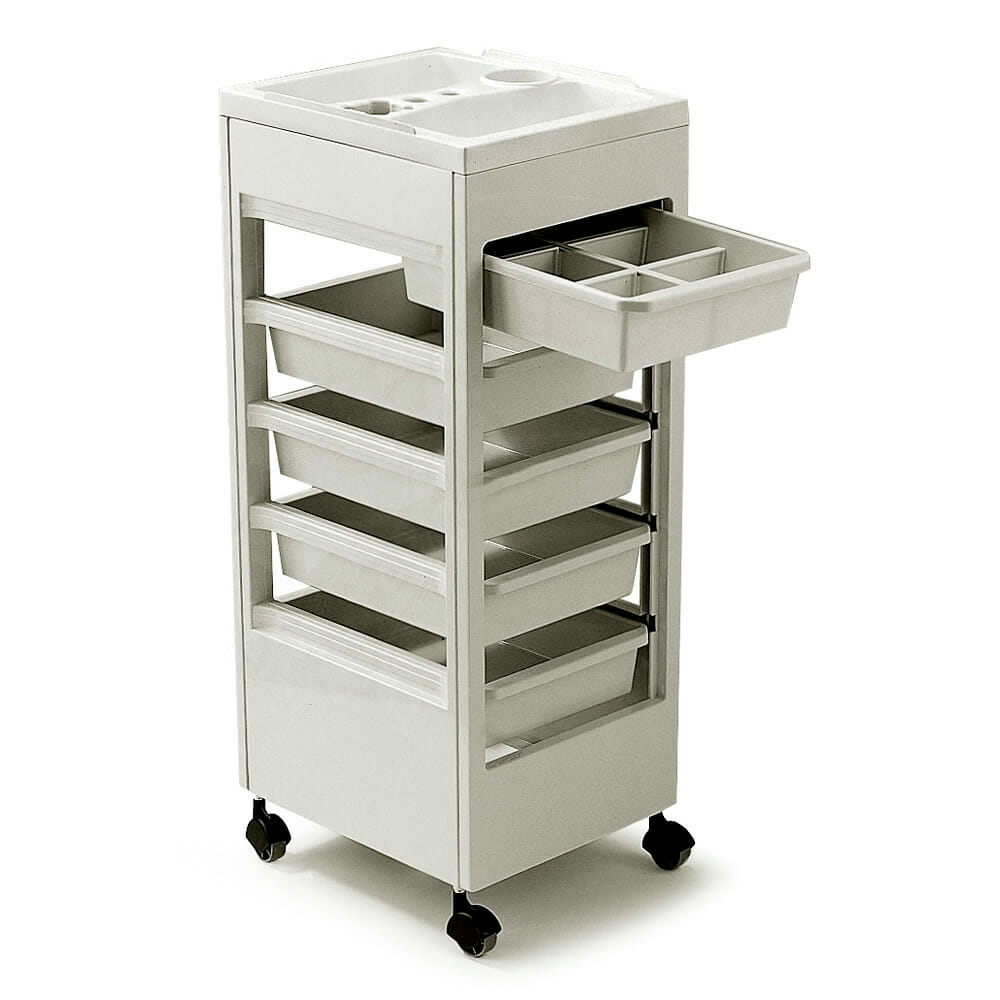 Rem studio salon trolley direct salon furniture uk for Salon trolley