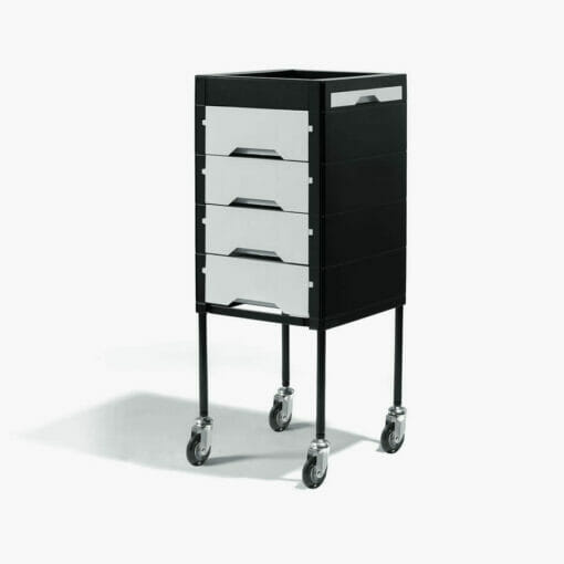 Secret Black and White Trolley