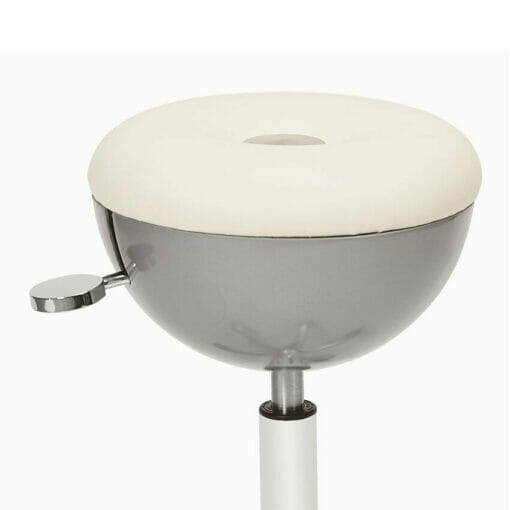 Sibel Sphere Gas Lift Stylist Stool