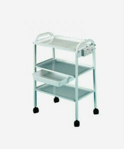 Skinmate Metal Beauty Trolley With Accessories