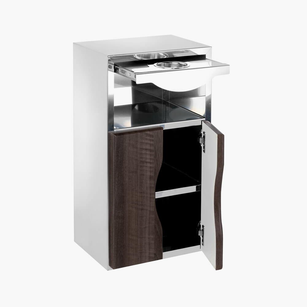 Hair Salon Styling Units: REM Vision Storage Link Unit