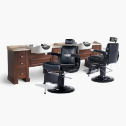 Takara Belmont Apollo Elite Barbers Furniture Package