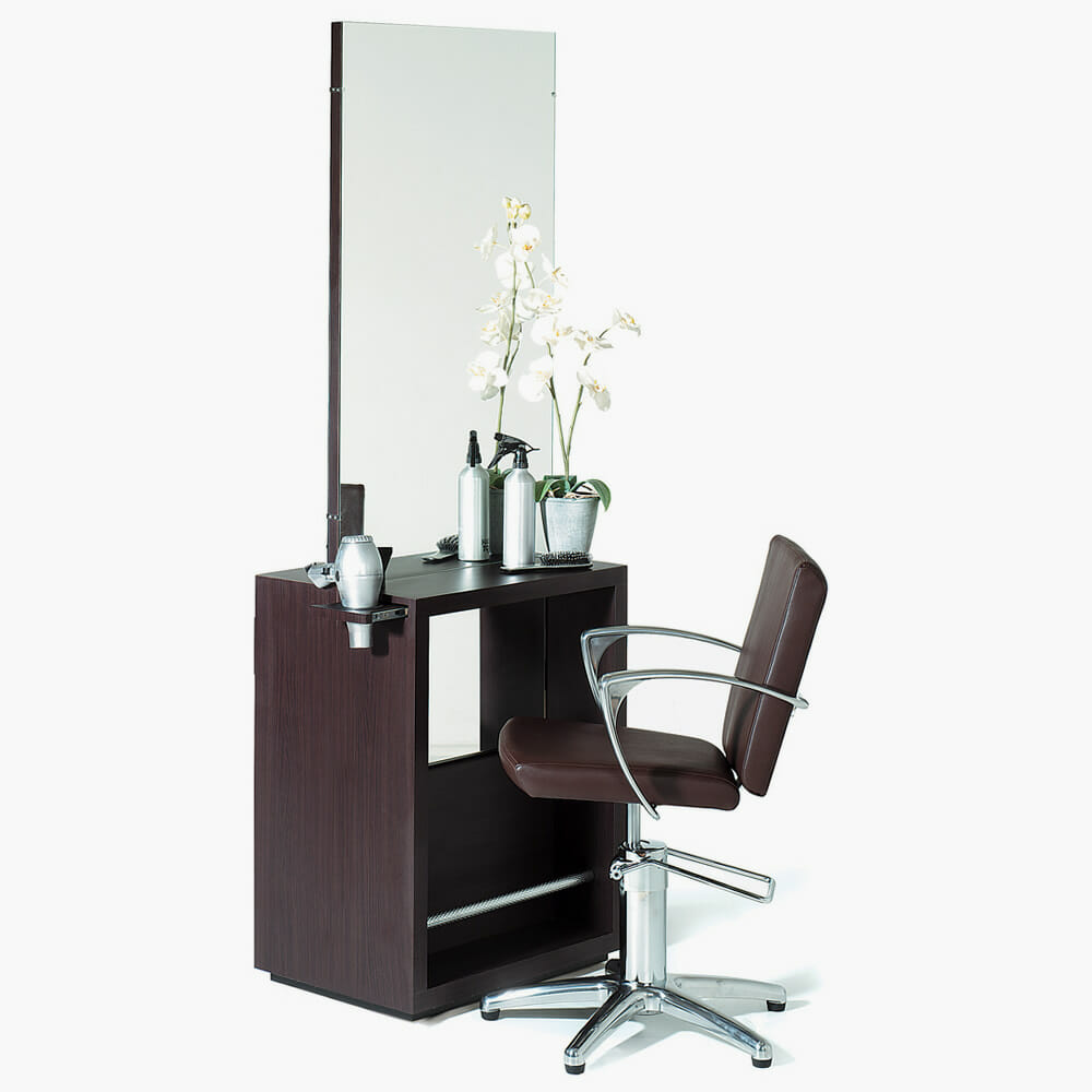 Rem tokyo island styling unit direct salon furniture for Beautician furniture