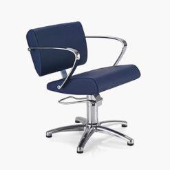Rem Atlas Hydraulic Styling Chair In Black Direct Salon
