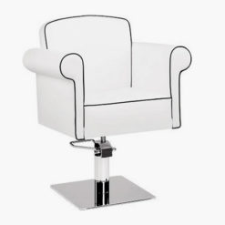 Ayala Art Deco Hydraulic Styling Chair