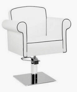 Ayala Art Deco Hydraulic Styling Chair