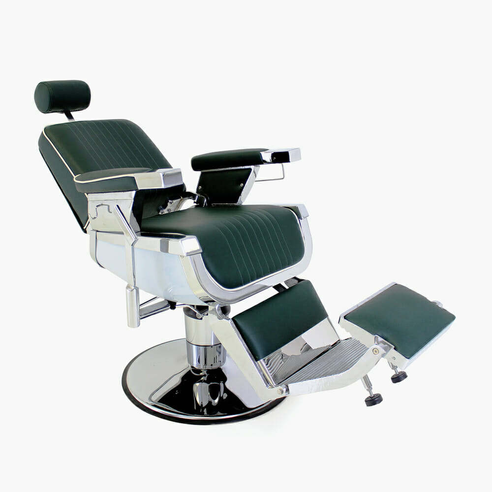 REM Emperor Barbers Chair in Colour Direct Salon Furniture