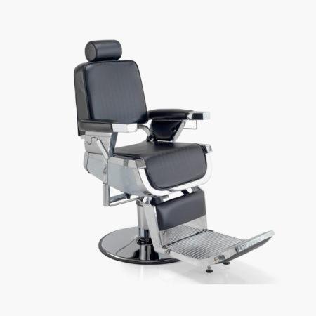 Takara Belmont Apollo 2 Barbers Chair On Motorised Base