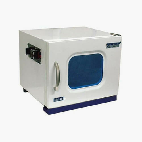 Compact Hot Towel Cabinet