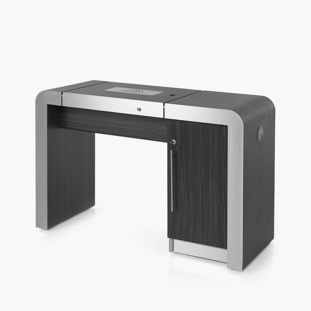 Rem Concorde Nail Station 1 Position Direct Salon Furniture